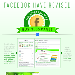 Facebook Business Page Changes