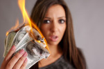 Burning money on practice marketing